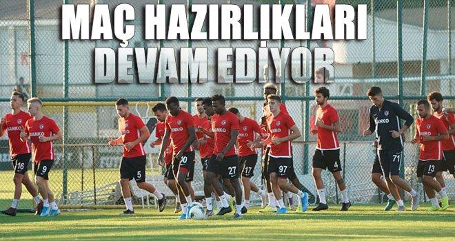 Beşiktaş, Gazişehir maçı hazırlıklarına devam ediyor