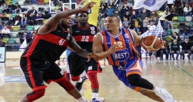 Best Balıkesir-Gaziantep Basketbol: 78-71