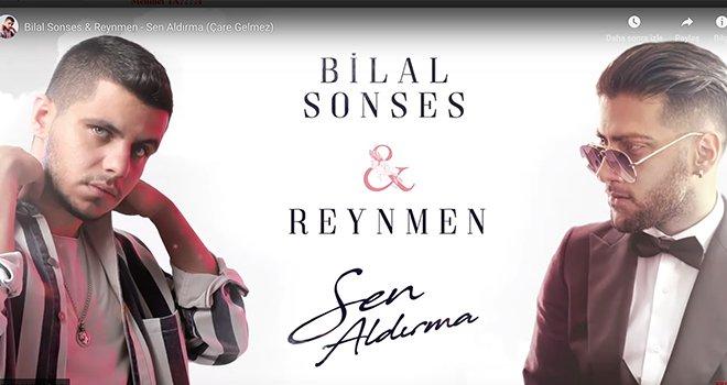 Bilal Sonses ve Reynmen'den İbrahim Erkal'a vefa!