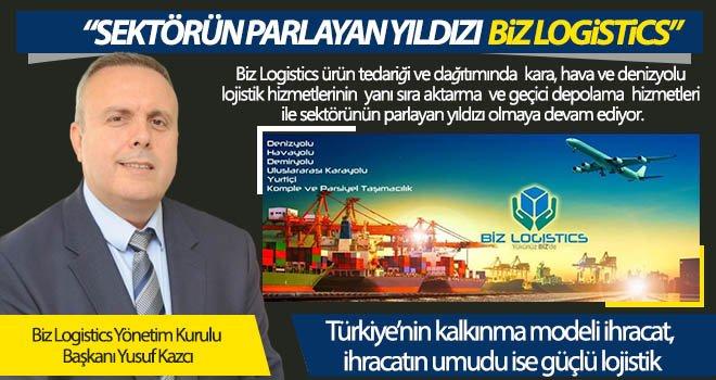 Biz Logistics sektörde fark yaratıyor