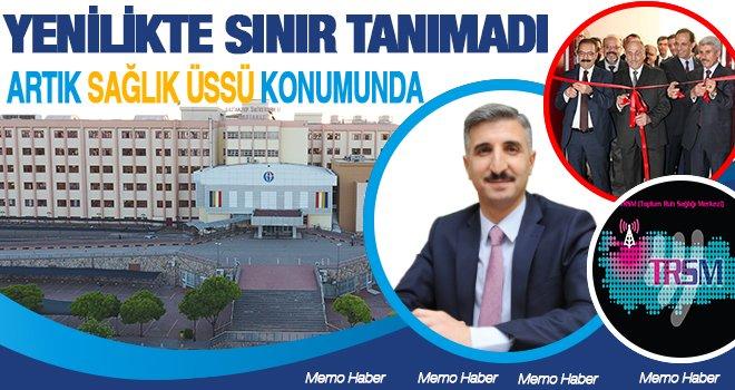 Bölgenin en büyük ve en donanımlı hastanesi