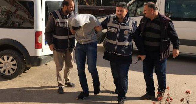 Borçları yüzünden soygun yaptığını söyleyen üniversiteli tutuklandı