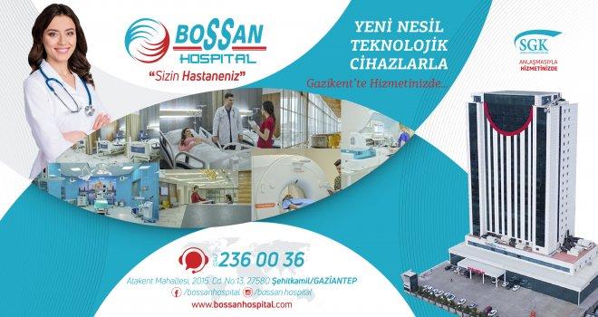 Bossan Hospital Reklam