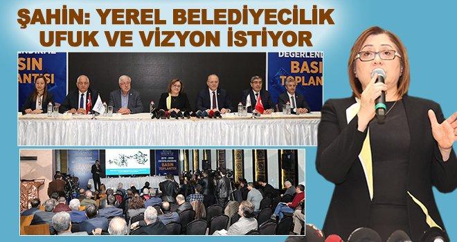 Büyükşehir, 2019-2020 projelerini anlattı