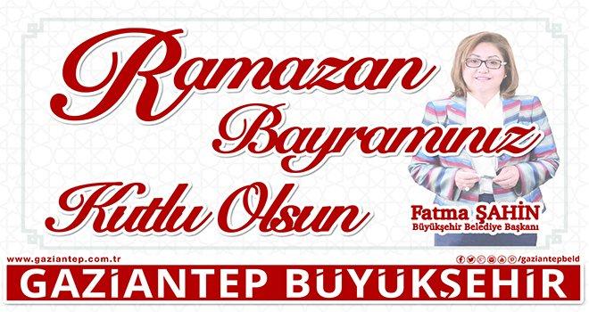 Büyükşehir Belediyesi Ramazan Bayramı