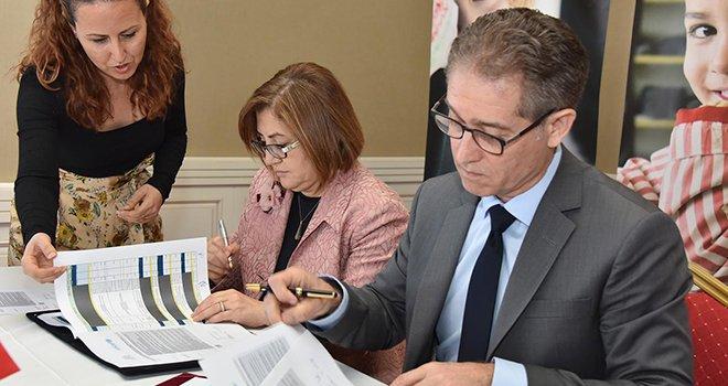 Büyükşehir ile UNICEF arasında ortak çalışma protokolü...