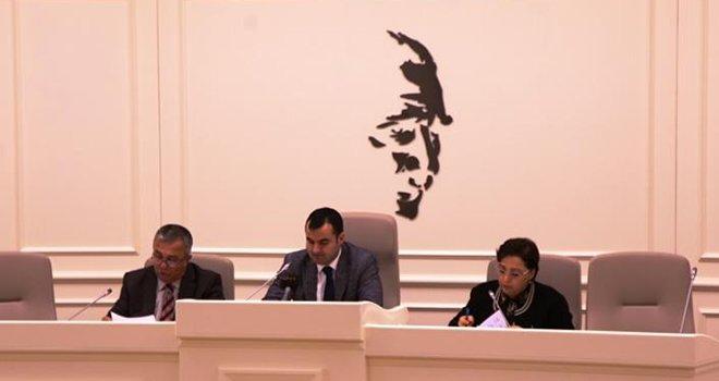 Büyükşehir Ocak ayı ikinci meclis toplantısını yaptı