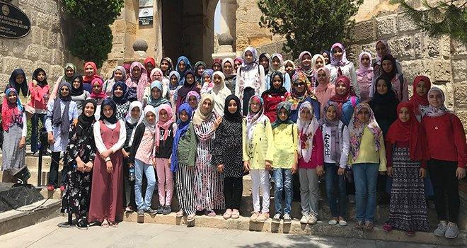 Büyükşehir'den öğrencilere özel gezi