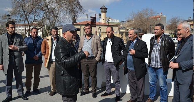 Büyükşehir'den taksicilere turizm farkındalığı eğitimi