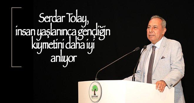 """Büyükşehir'den """"Yaşlılık ve Unutkanlık"""" adlı seminer"""