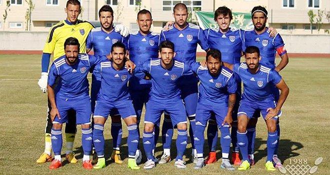 Büyükşehir'I kazandıran golü Alanzinho attı