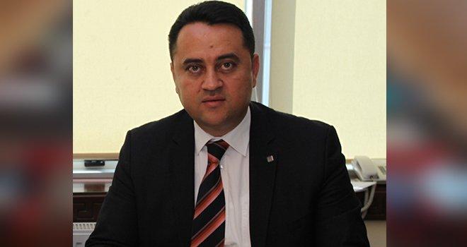 Çeliktürk'ten Gençlik ve Spor Bayramı mesajı