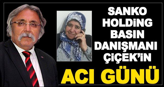 Cengiz Halil Çiçek'in teyzesi hayatını kaybetti!