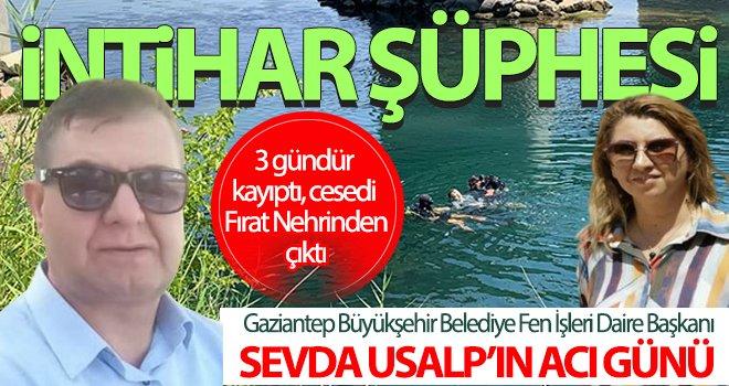 Cesedi Fırat Nehrinden çıkan Mehmet Erbec Usalp'ta intihar şüphesi