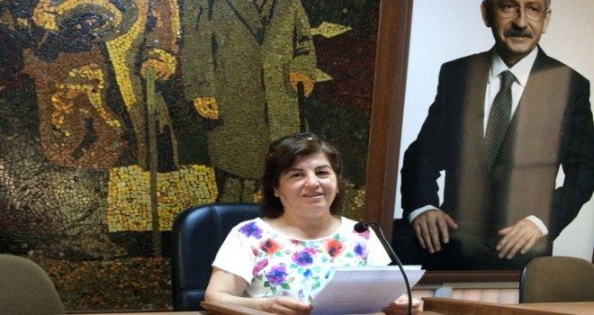 CHP Gaziantep Kadın Kollarından nikah tasarısına tepki