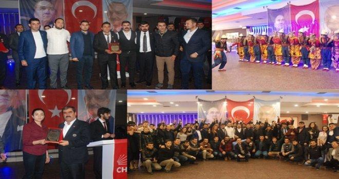 """CHP Gençliği, """"25 Aralık Kurtuluş"""" ruhunu yaşattı"""