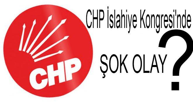 CHP İslahiye Başkanı, hakim kararı ile belirlenecek
