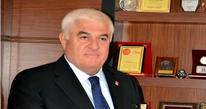 CHP'li Ekici'nin acı günü