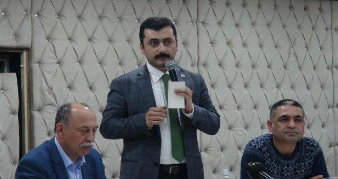 CHP'li Erdem: Anayasa paketini FETÖ hazırladı
