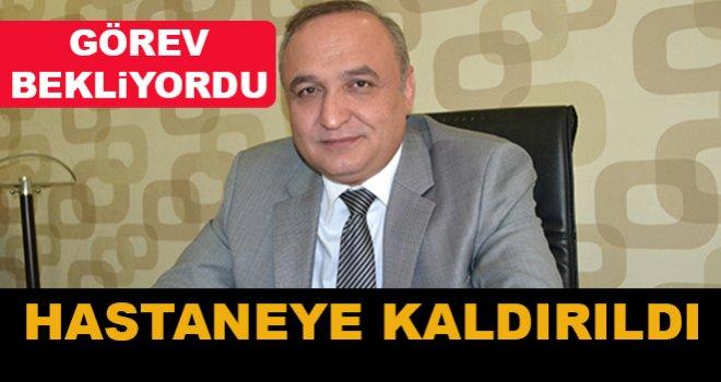 CHP'li Melih Meriç hastaneye kaldırıldı: İl Başkanı Olacaktı.