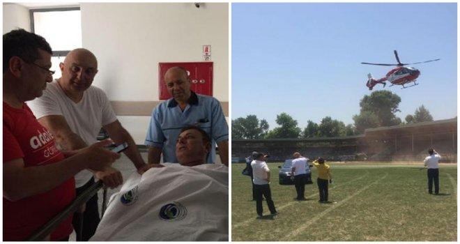 CHP'li vekil Adalet Yürüyüşü'nde kalp spazmı geçirdi