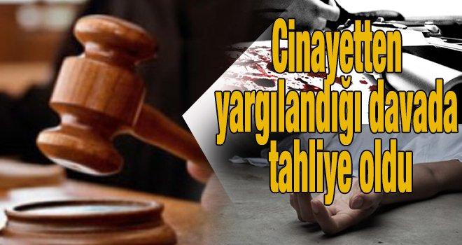 Gaziantep'te yargılandığı davada tahliye oldu