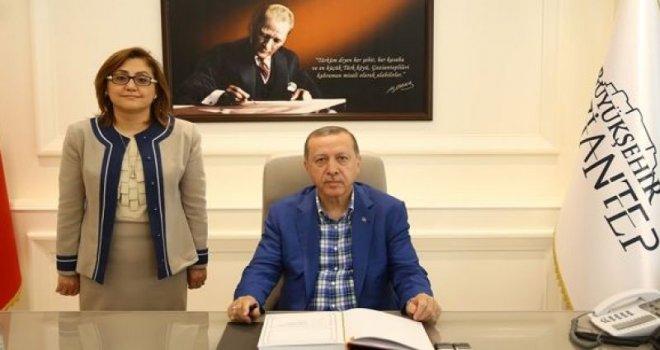 'Cumhurbaşkanı Erdoğan Fatma Şahin'i Beştepe'ye çağırdı' iddiası