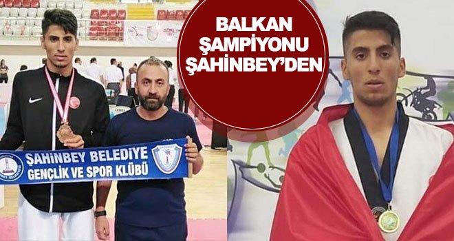 Dağdelen, Şahinbey'in gururu oldu!