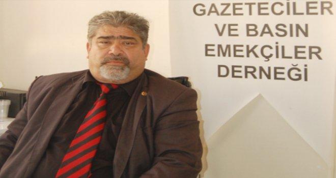 Dayıoğlu, 10 ocak çalışan gazeteciler günü'nü kutladı