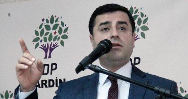 Demirtaş'ın aldığı ilk hapis cezası bozuldu