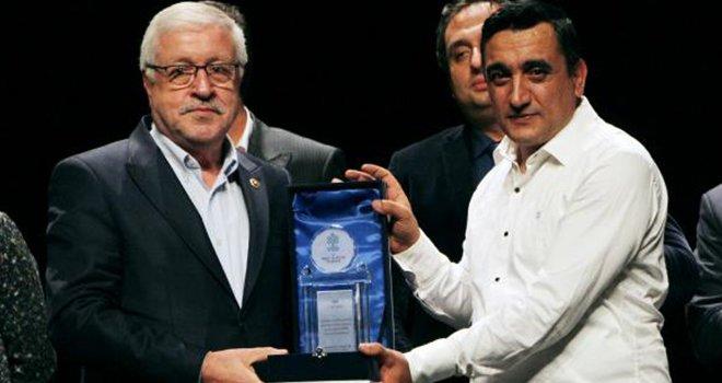 DHA'ya, Kültür Sanat Ödülü