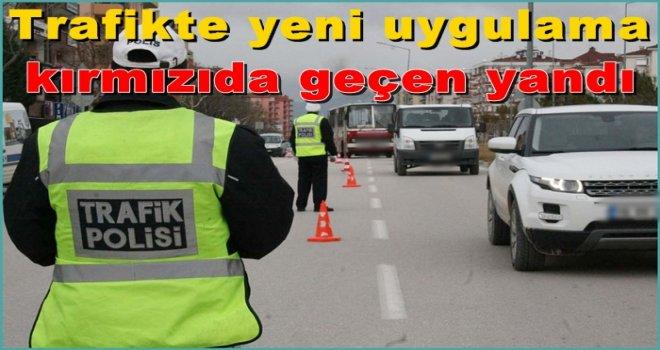 Dikkat! Gaziantep'te kavşaklarda yeni uygulama...