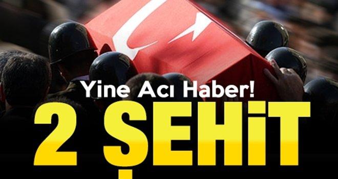 Diyarbakır'daki çatışmadan acı haber: 2 asker şehit