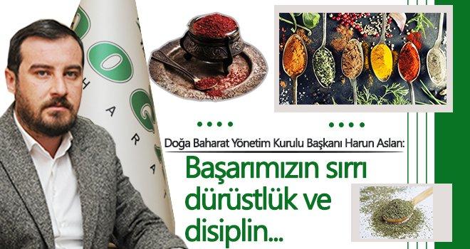 Doğa Baharat, başarısını Gaziantep'ten Türkiye geneline yükseltti