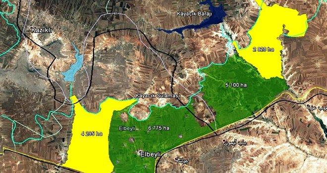 Doğanpınar Barajı'nda çalışmalar hızla sürüyor