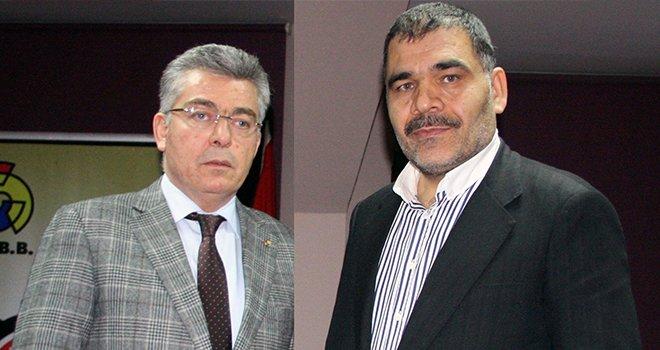 Doktoroğlu ve Özyurt Ramazan Bayramı'nı kutladı