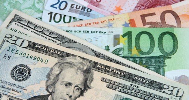 Dolar 3.94, euro 4.17