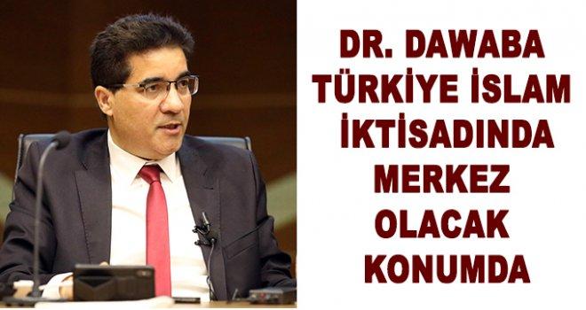 Dr. Dawaba GAÜN konferans salonunda konuşma yaptı