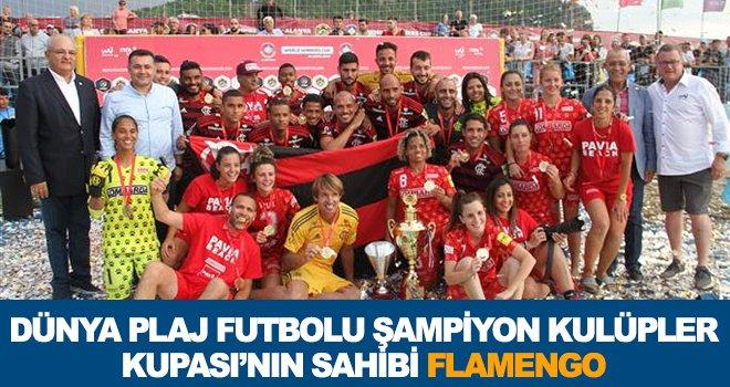 Dünya Plaj Futbolu Şampiyon Kulüpler Kupası'nın sahibi belli oldu