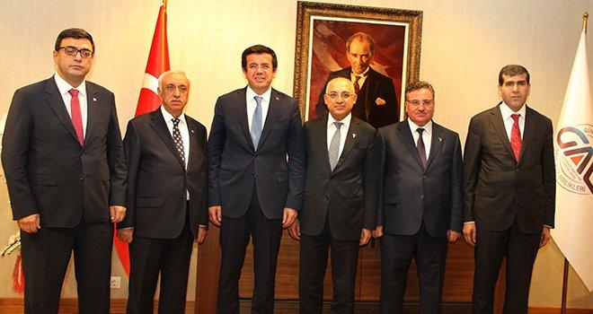 Dünyanın nabzı Gaziantep'te atacak