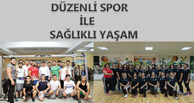 Düzenli Spor ile Sağlıklı Yaşam