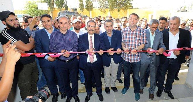 EL-BAB İktisadi ve idari bilimler fakültesi açıldı