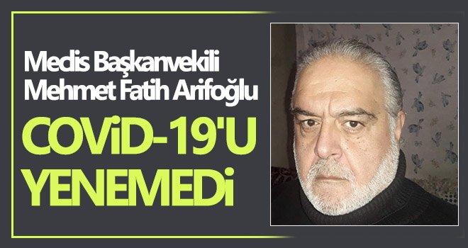Elbab Bzaa Meclis Başkanvekili Covid-19'a yenik düştü