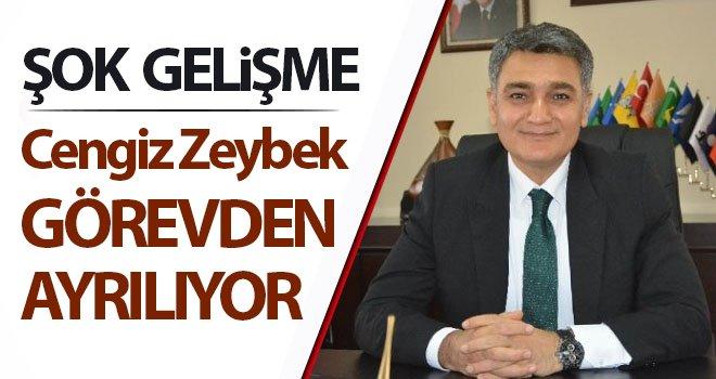 Emniyet Müdürü Cengiz Zeybek görevden mi ayrılıyor? İşte detaylar