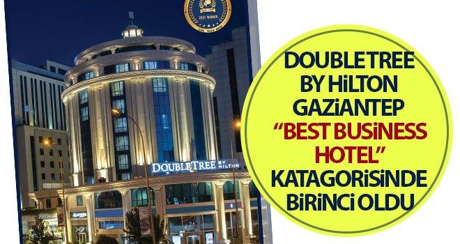 En başarılı otel: DoubleTreeby Hilton Gaziantep Oteli