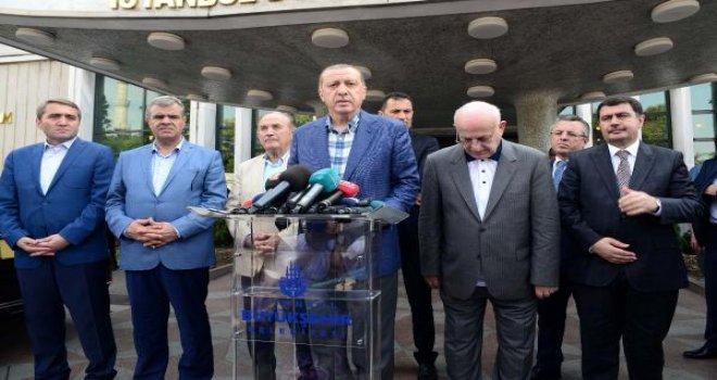 Erdoğan: Gaziantep'te denenen aynı alçak oyun tutmayacak