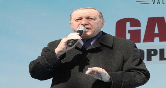 Erdoğan: Rakka'yı da o katil sürüsünden temizleyeceğiz