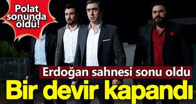 Erdoğan sahnesi sonu oldu, Kurtlar Vadisi artık yok