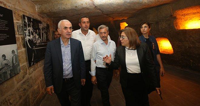 Erol Kaya'dan Büyükşehir'in projelerine tam not