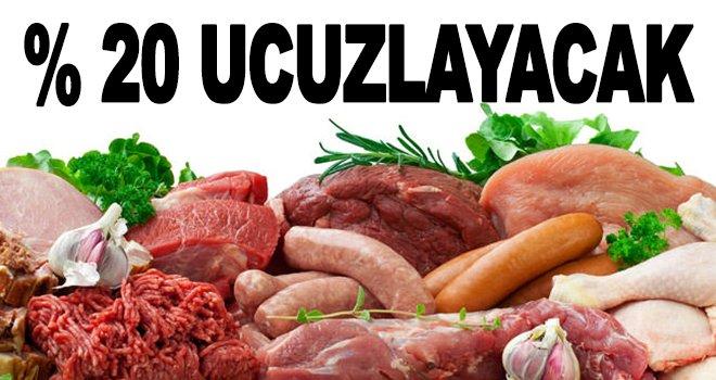 Et fiyatları yüzde 20 ucuzlayacak karar yayımlandı
